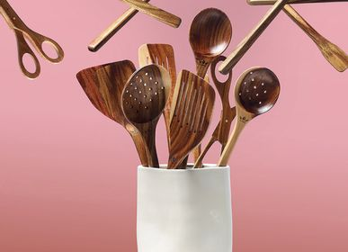 Cutlery service - Wooden Utensils - DUTCHDELUXES