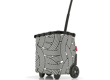 Shopping basket - carrycruiser zebra - REISENTHEL ACCESSOIRES