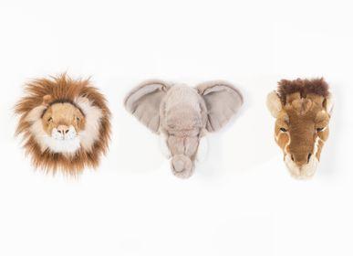 Autres décorations murales - Boîte safari sauvage et souple - WILD AND SOFT