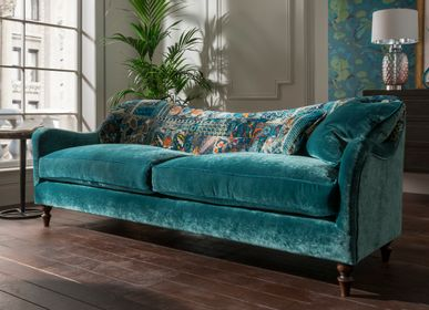 Sofas - Tiffany Grand Sofa - TETRAD AND SPINK & EDGAR