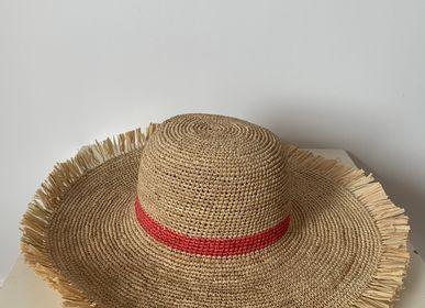 Chapeaux - Chapeau Tallita Frangé - CAMALYA