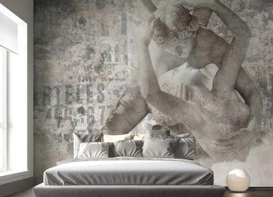 Hotel bedrooms - AH 115 | Handmade Wallpaper - AFFRESCHI & AFFRESCHI