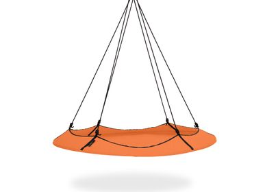 Chairs for hospitalities & contracts - Tangerine Hangout Pod - HANGOUT POD