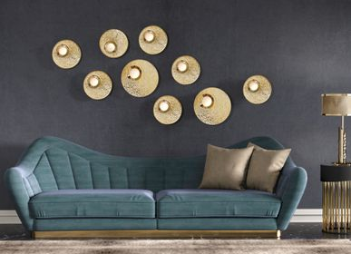 Hotel bedrooms - Ravel Wall Lamp - CASTRO LIGHTING