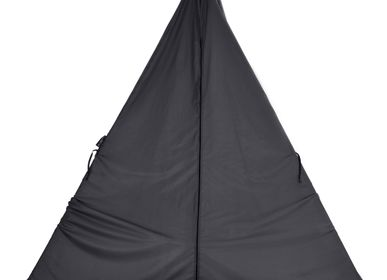 Sunshades - Black Stand Weather Cover  - HANGOUT POD
