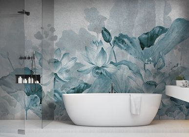 Hotel bedrooms - AY 01 | Handmade Wallpaper  - AFFRESCHI & AFFRESCHI