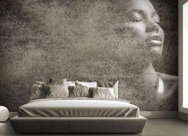 Chambres d'hotels - AY 08 | Papier Peint Artisanal - AFFRESCHI & AFFRESCHI