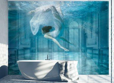 Chambres d'hotels - AY 24 | Papier Peint Artisanal - AFFRESCHI & AFFRESCHI