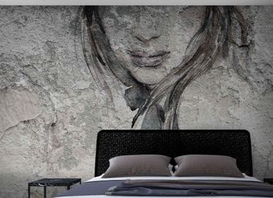 Hotel rooms - CD 56 | Handmade Wallpaper  - AFFRESCHI & AFFRESCHI