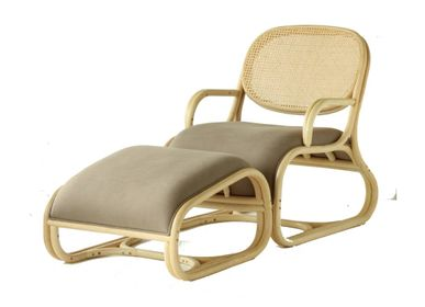 Chaises longues - Chaise Lounge Mizu - VIVERE COLLECTION