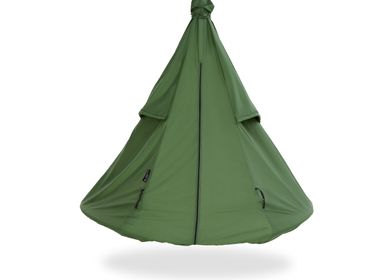 Outdoor floor coverings - Green Pod Weather Cover - HANGOUT POD