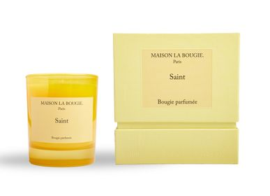 Bougies - Bougie SAINT 200g - MAISON LA BOUGIE
