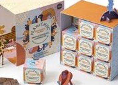 Jouets - PlayIn CHOC Complete ToyChoc Coffret Cadeau Animaux en voie de disparition - PLAYIN CHOC