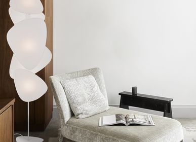 Floor lamps - 3-light SCREEN murano floorlamp - MARKET SET