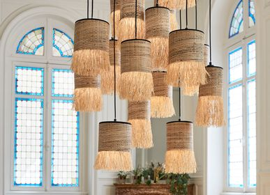 Outdoor hanging lights - FORMENTERA pendant light 16L - MARKET SET