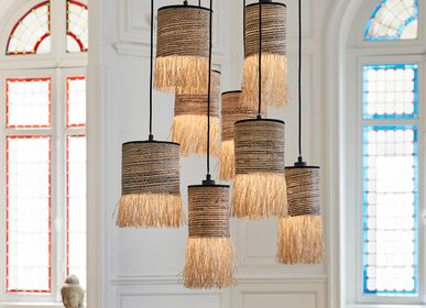 Outdoor hanging lights - FORMENTERA pendant light 8L - MARKET SET