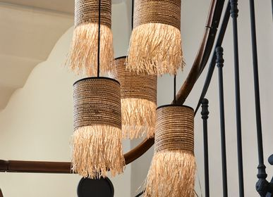 Outdoor hanging lights - FORMENTERA pendant light 5L - MARKET SET