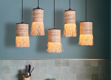 Hanging lights - 5-light FORMENTERA pendant light - MARKET SET