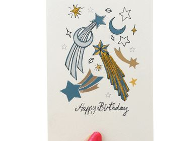 Birthdays - Handmade Greeting Cards - Various Styles - ROSIE WONDERS
