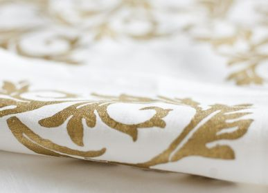 Table cloths - ACANTO | ORO - BERTOZZI
