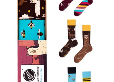 Socks - Animal Set - MANY MORNINGS