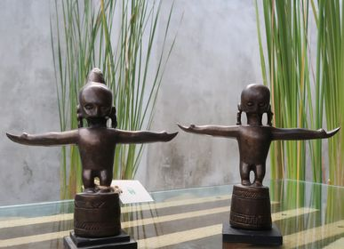 Decorative objects - Bronze Tanimbar Lamtafu - NYAMAN GALLERY BALI