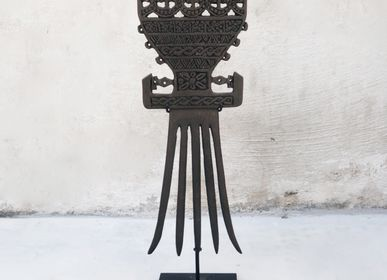 Decorative objects - Timor Haircomb Large - NYAMAN GALLERY BALI