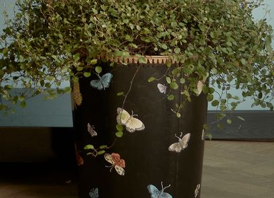Decorative objects - Metal plant/Wastepaper basket - G & C INTERIORS A/S