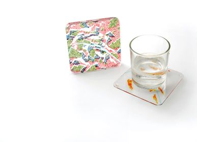 Flatware - Piece of the City coasters - SPEXTRUM