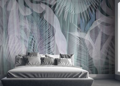 Hotel bedrooms - SH 14 | Handmade Wallpaper - AFFRESCHI & AFFRESCHI