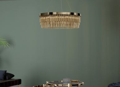 Chambres d'hotels - Streamline Suspension - CASTRO LIGHTING