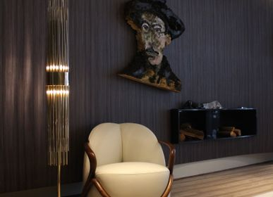 Chambres d'hotels - Lampadaire Streamline - CASTRO LIGHTING