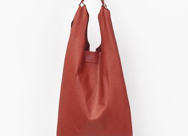 Bags / totes - SHOPPER BRAID - EVA BLUT