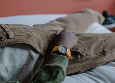 Jewelry - Yellow Braided Millow Bracelet - MILLOW PARIS