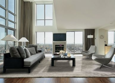 Contemporary carpets - Rug SILKY 3059 - ANGELO RUGS