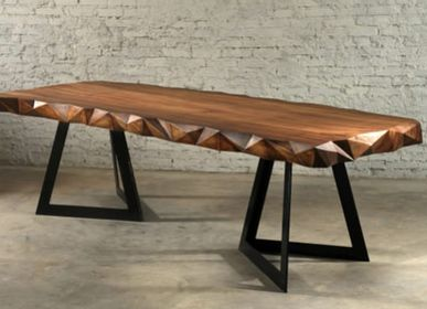 Tables - Diamante Dining Table - CASAKA