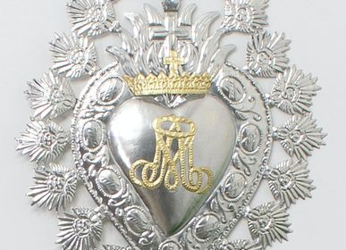 Jewelry - Sacred Heart of Mary - TIENDA ESQUIPULAS