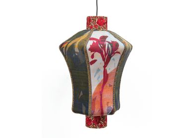 Design objects - Lamp Skardu Medium Oasis Silk - TRACES OF ME