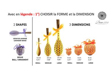 Fragrance for women & men - Choose SHAPE & DIMENSION - FRANC 1884