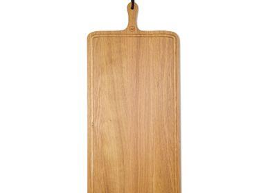 Barbecue - Planche à pain XL Rectangulaire | Chêne - DUTCHDELUXES