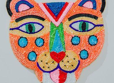 Decorative items - Smiling Tiger - TIENDA ESQUIPULAS