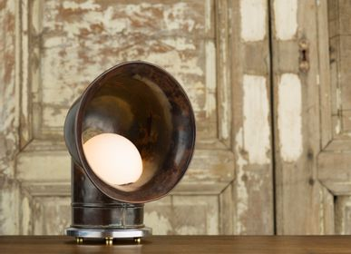 Table lamps - Haddock Table Lamp - PASCAL & PHILIPPE