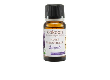 Scents - Essential oil - Lavender - COKOON LA COSMÉTIQUE NATURE