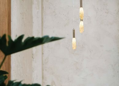Design objects - Firmament-1 (gold) Hanging light - ANGO
