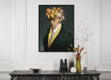 Objets de décoration - Portrait Collector L - Abel - IBRIDE