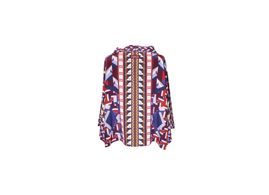 Prêt-à-porter - Kimono en soie L'ART DU BAVARDINAGE - CORALIE PREVERT PARIS
