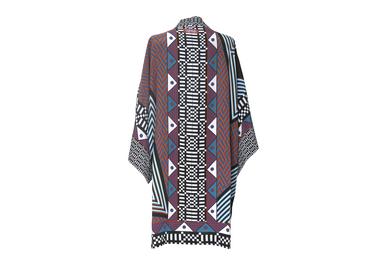 Apparel - Silk Kimono IVRESSE - TOUJOURS PRÉCÉDÉE DE FOLLE. - CORALIE PREVERT PARIS