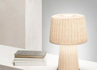 Design objects - EOLIE TABLE LAMPS - GIOBAGNARA