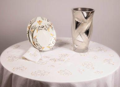 Linge de table textile - NAPPE DELICE  - RENAISSANCE
