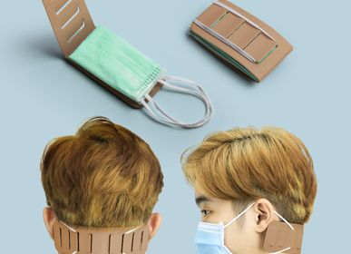 Travel accessories / suitcase - Mask Holder and Ear Saver: Anti-Covid Series Corona Virus Protection Gear - QUALY DESIGN OFFICIAL